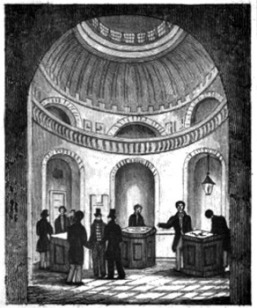 Bank Rotunda