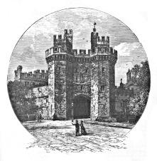 Lancaster Castle SS